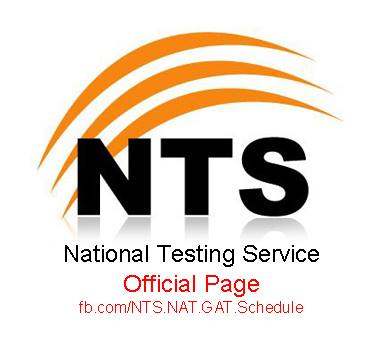 NTS GAT Subject Schedule 2017