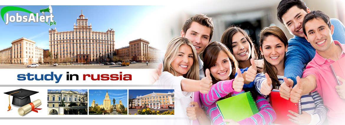 Apply for Study Visa in Russia
