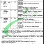 Transport and Mass Transit Department KPK Jobs