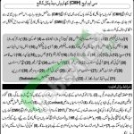 CMH Medical College Kharian Jobs