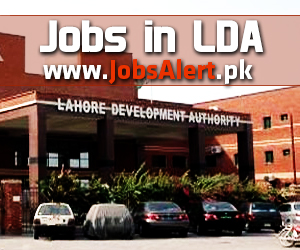 Jobs in Lahore Development Authority
