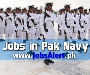 Jobs in Pakistan Navy
