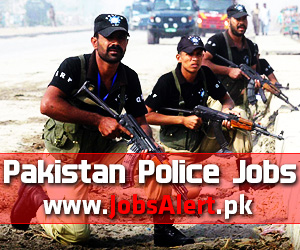 Jobs in Pakistan Police