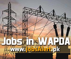 Jobs in Pakistan Wapda