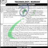 UET Mardan Jobs