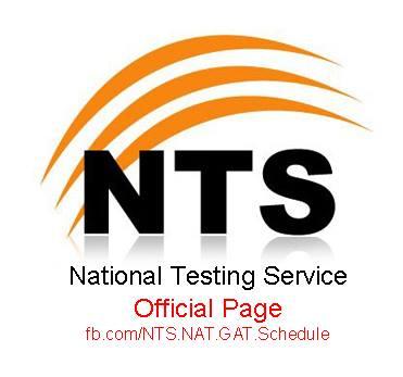 NTS GAT General Schedule 2013 - 2014