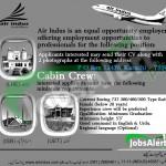 Cabin Crew Jobs for Females in Air Indus Flight Karachi