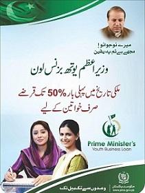 Application Form PM Loan Scheme First Women Bank FWBL - NBP