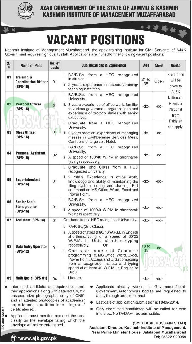 Kashmir Institute of Management