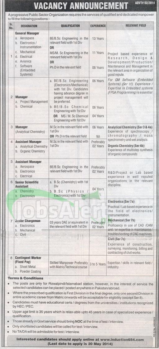 Public Sector Organization Pakistan