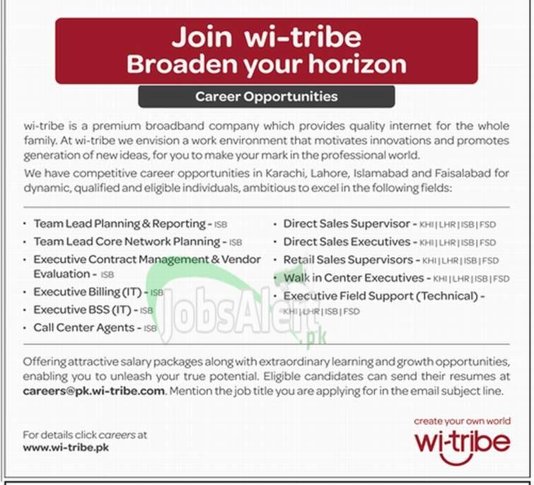 wi-tribe Broadband Company