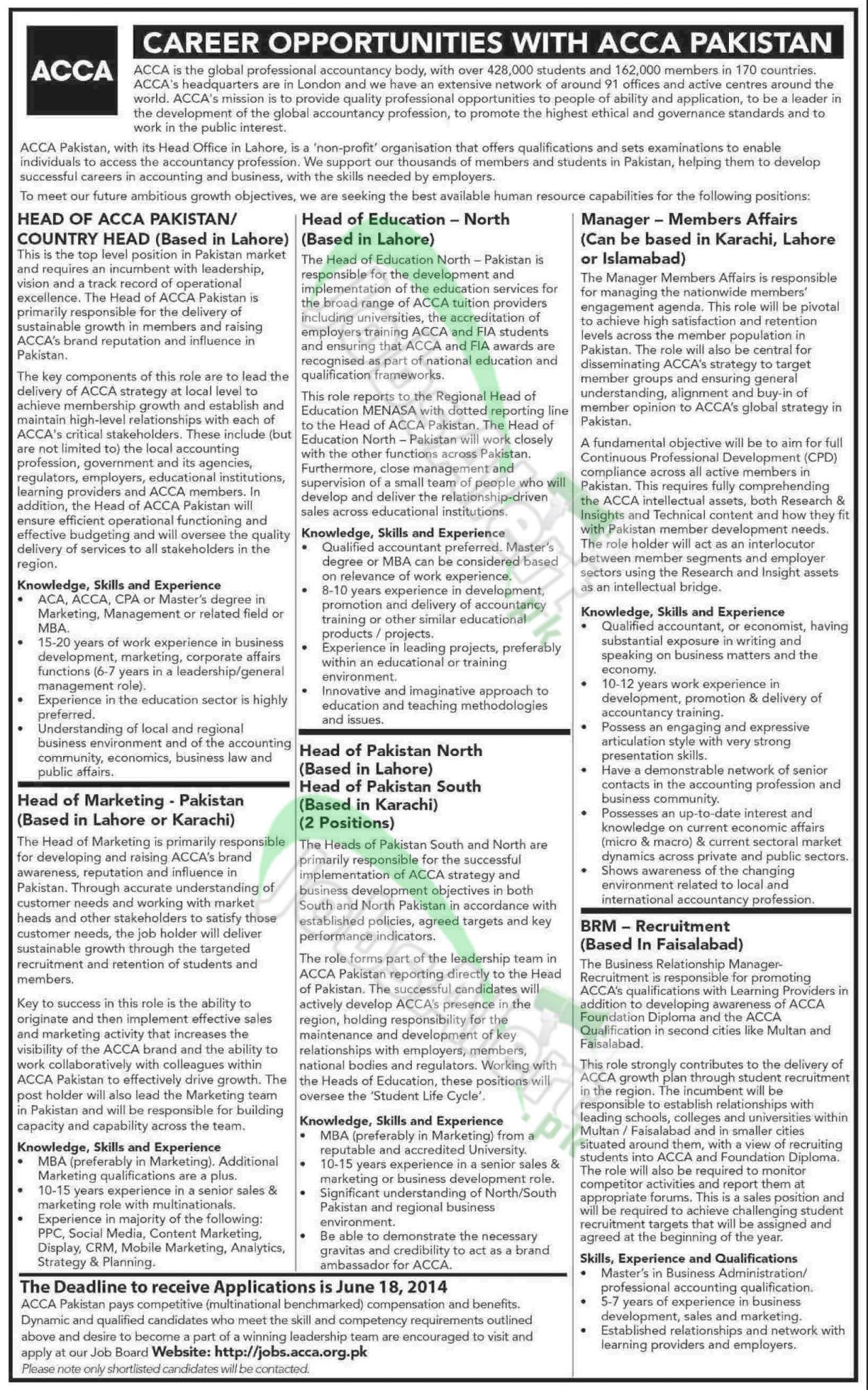 ACCA Pakistan