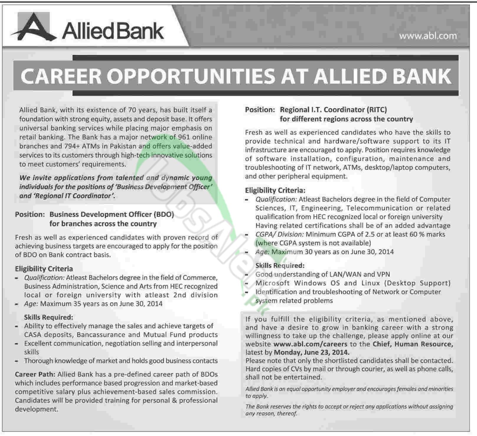 Allied Bank Pakistan