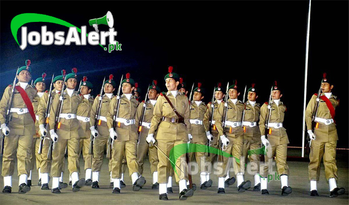 How To Join Pakistan Army After FA, FSC, ICS Intermediate