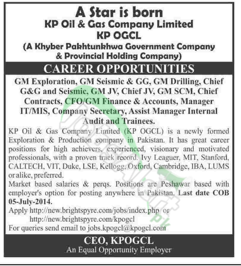 KP Oil & Gas Company Limited