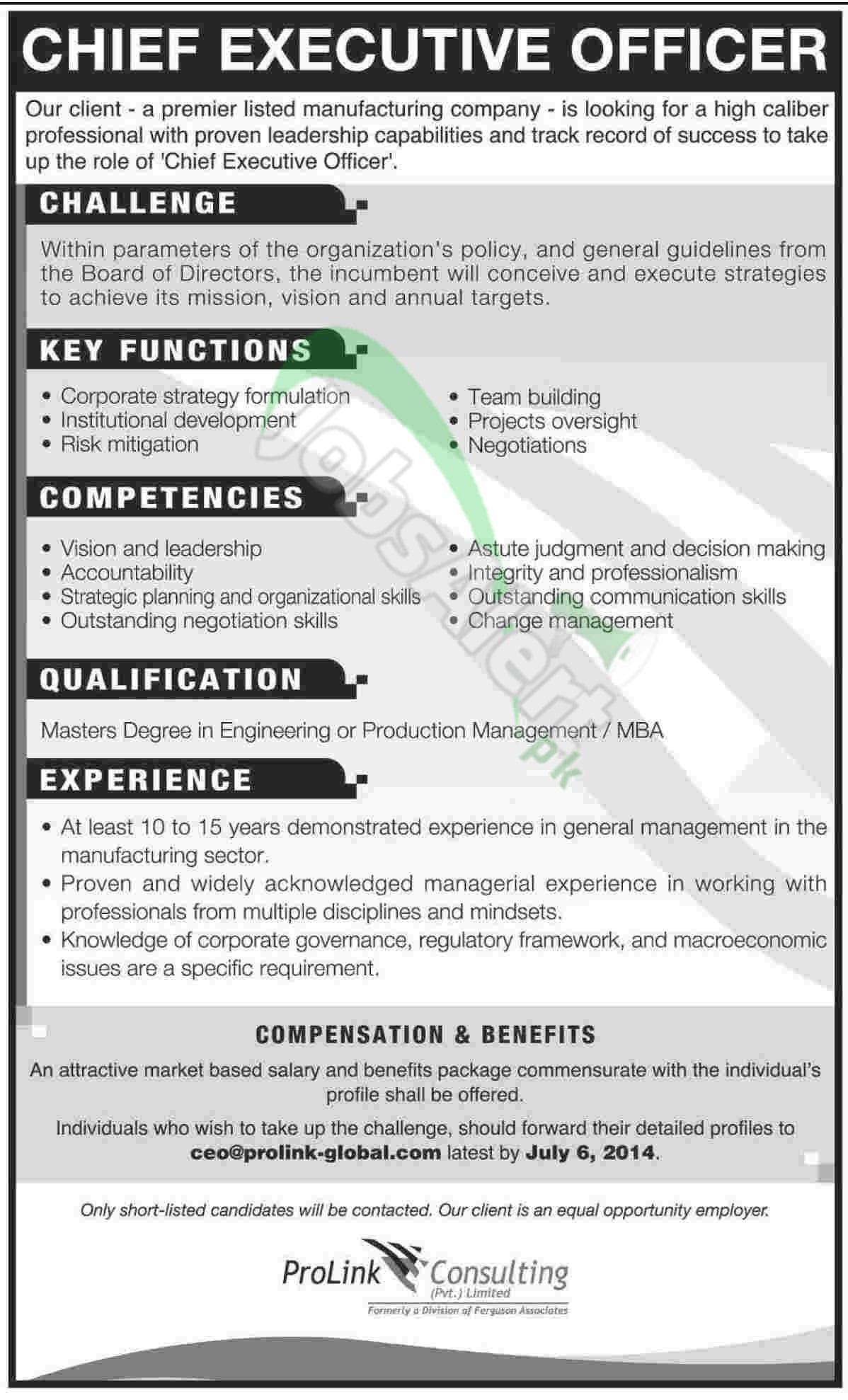 ProLink Consulting Pvt. Ltd.
