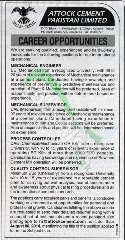 Attock Cement Pakistan Ltd