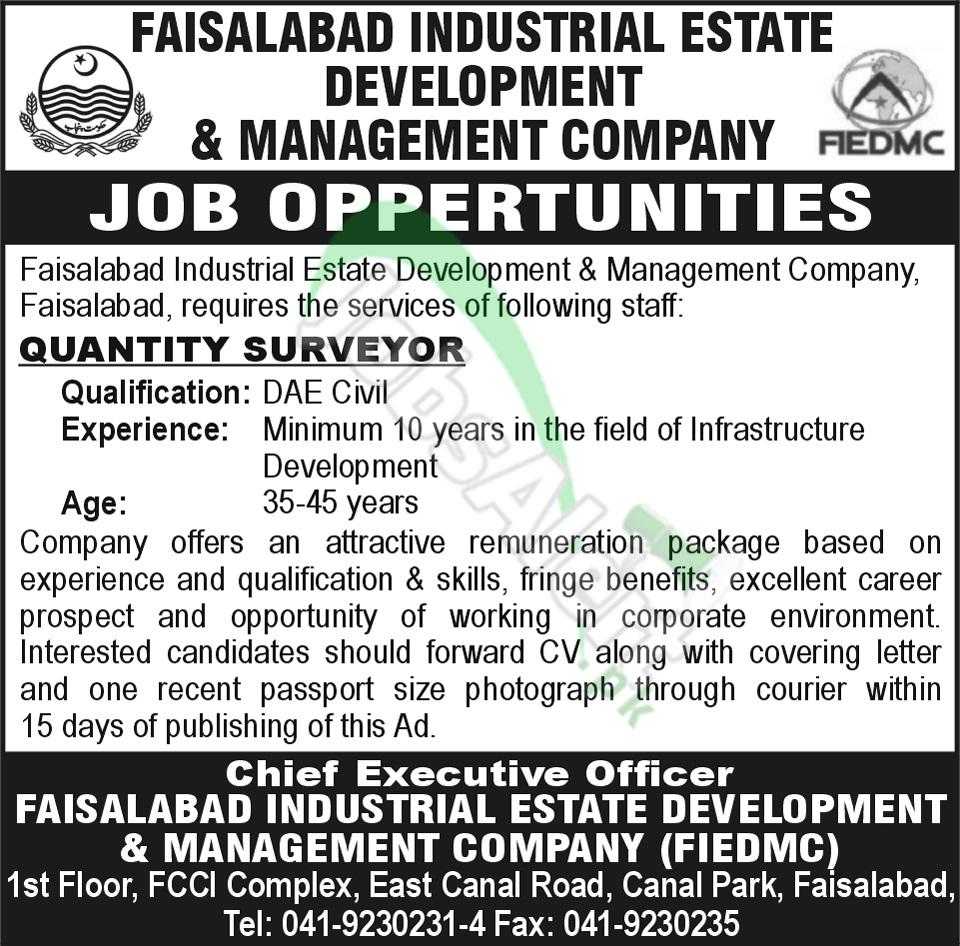 FIEDMC Faisalabad