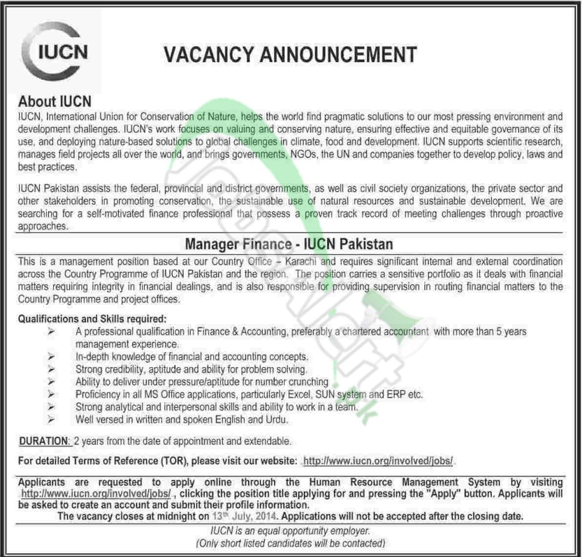 IUCN Pakistan