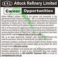 Attock Refinery