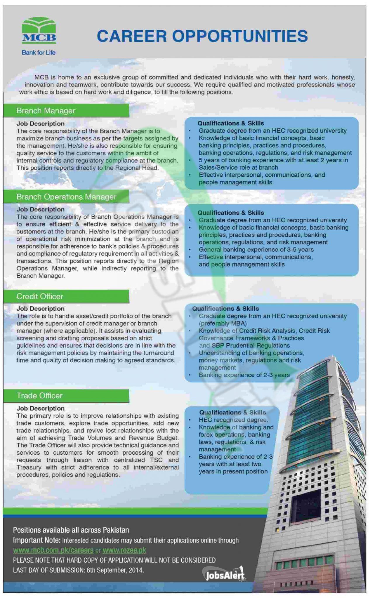 MCB Bank Pakistan