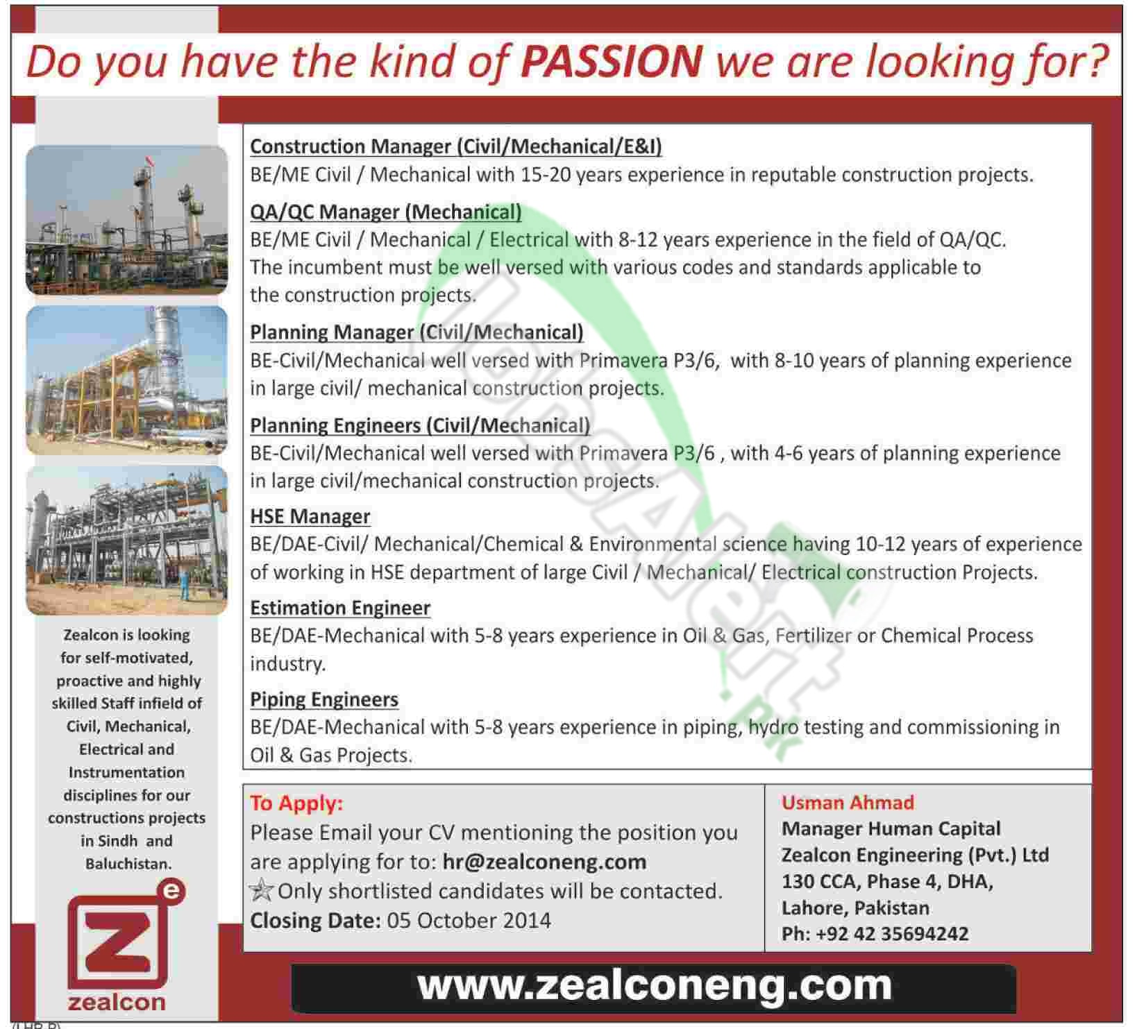 Zealcon Engineering