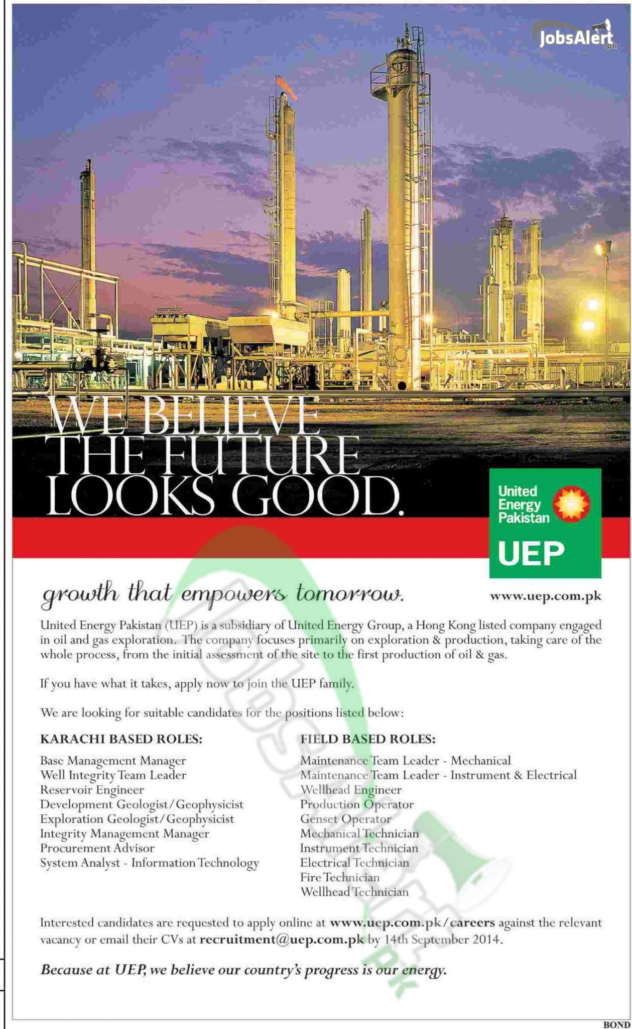 United Energy Pakistan (UEP)