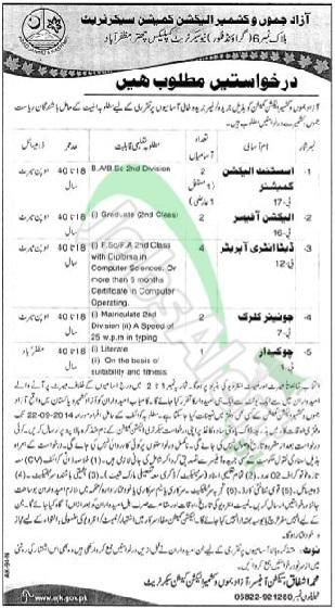 Election Commission Azad Jammu Kashmir