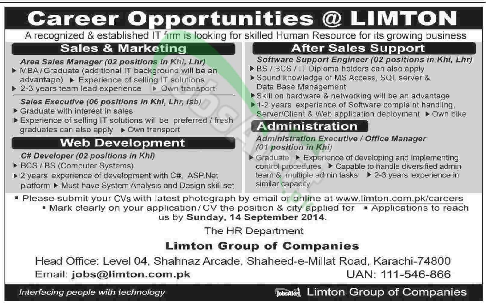Limton Group of Companies