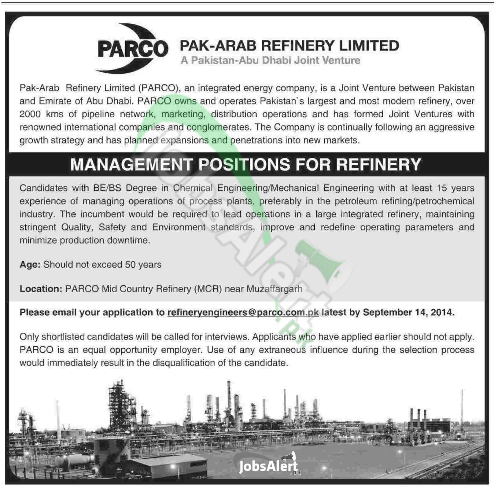 Pak Arab Refinery