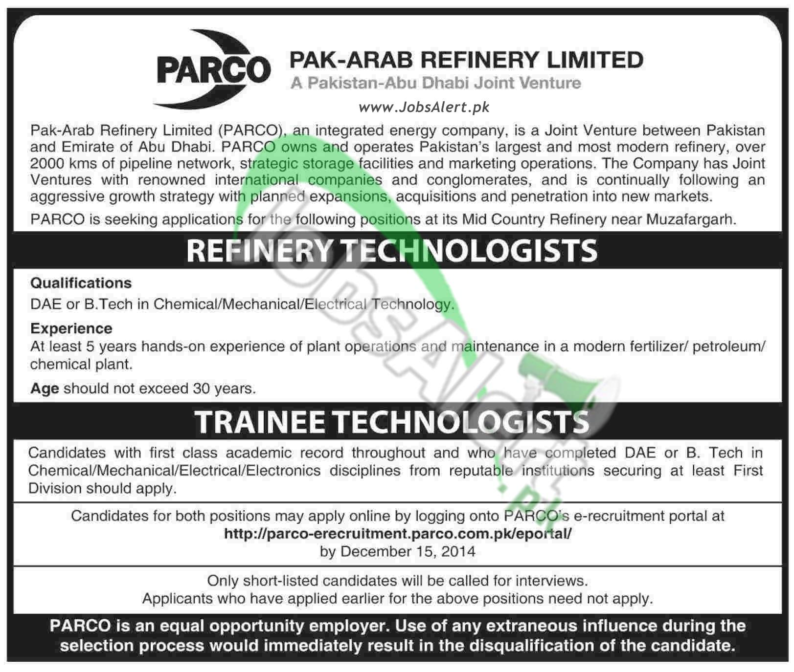 Pak-Arab Refinery Limited