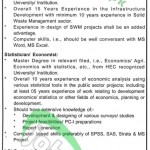 Punjab Municipal Development Fund Company (PMDFC) Lahore