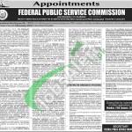 Federal Public Service Commission