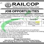 Railways Constructions Pakistan Limited