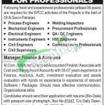 Oil and Gas Company Karachi