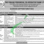 The Punjab Provincial Cooperative Bank Ltd.