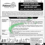 Pakistan 2025 Programme Jobs 2015
