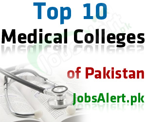 Top 10 Medical Colleges of Pakistan