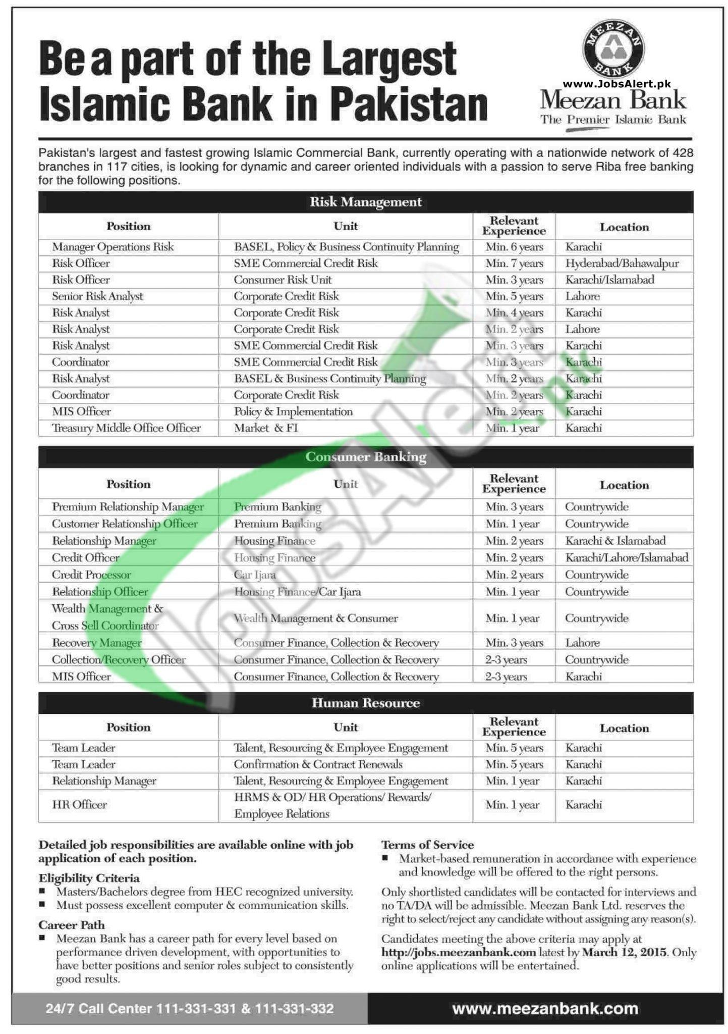 Meezan bank careers 2015 pakistan view full size click here falaconquin