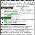 Law & Parliamentary Affairs Department Balochistan Jobs