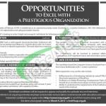 ICAP Pakistan Jobs