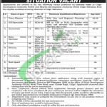 Gilgit Baltistan Development Authority Jobs