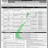 Labour & HG Department Sindh Jobs 2019