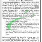 World Bank Pakistan Jobs