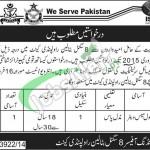 ISPR Rawalpindi Jobs