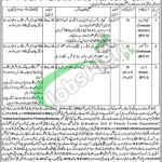 Jobs in Forest Department Lahore