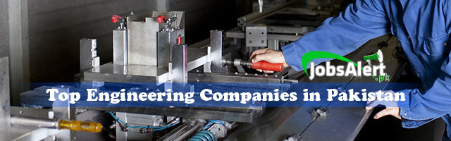 List of Top Engineering Companies in Pakistan