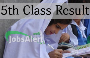 PEC 5th Class Result All Punjab Boards