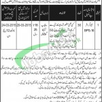 District and Session Court Gujranwala Jobs
