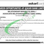Jobs in Askari Bank
